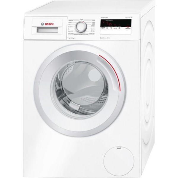 Bosch WAN24167IT lavatrice carica frontale 7 Kg 1200 giri classe A+++ colore bianco