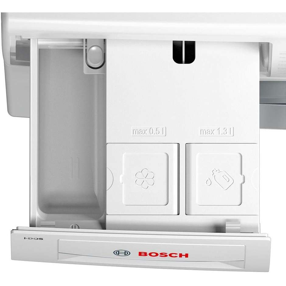 Bosch WAT28639IT lavatrice carica frontale 9 Kg 1400 giri classe A+++ -30% Colore Bianco