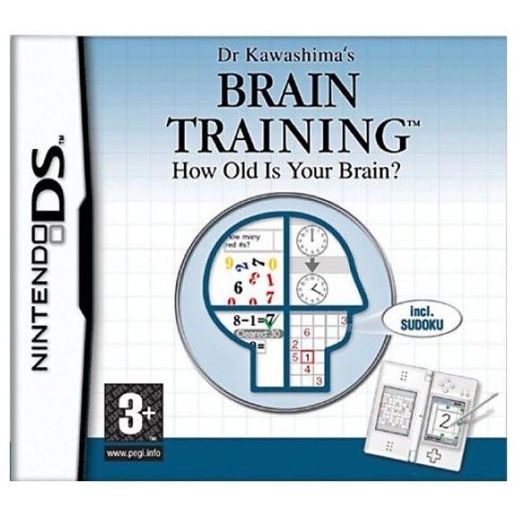 Brain Training Gioco Nintendo DS
