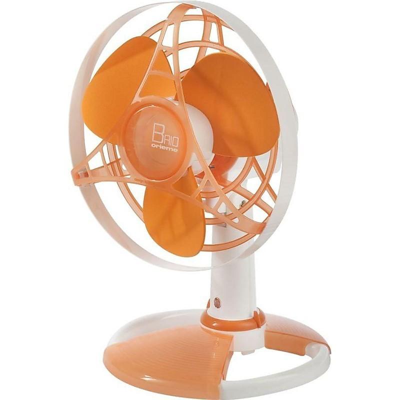 Brio 30 orieme ventilatore da tavolo 45 watt diametro 30cm 3 velocita 39 arancio trattamento - Ventilatore da tavolo usb ...