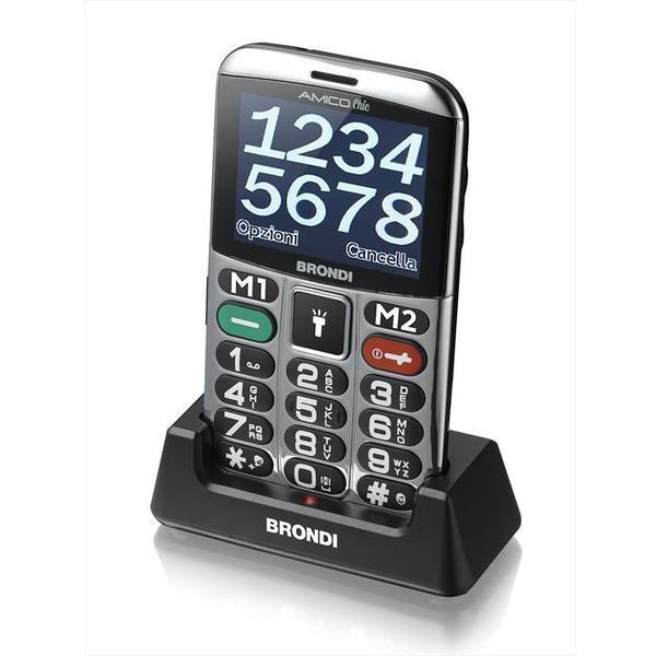 Brondi AMICO CHIC telefono cellulare dual sim fotocamera 1.3 Mpx Bluetooth