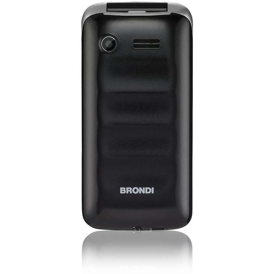 "Brondi Window telefono cellulare 1,77"" dual sim flip Bluetooth fotocamera 1,3 Mpx"