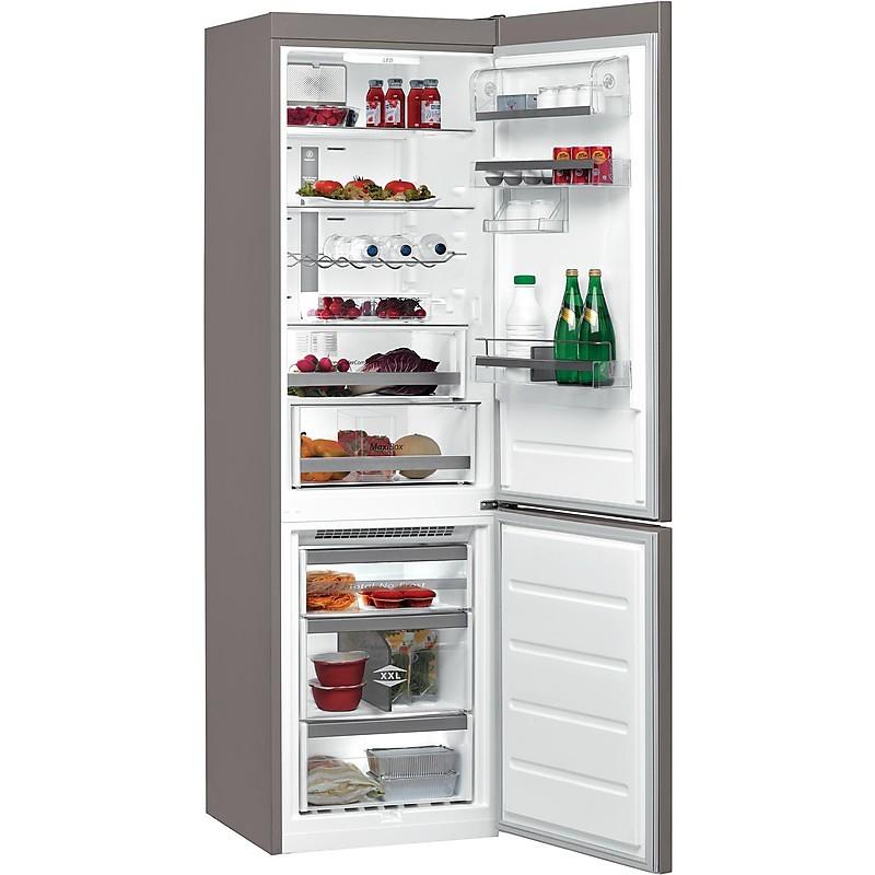 BSNF 8763 OX Whirlpool frigorifero combinato 299 litri classe A+++ ...