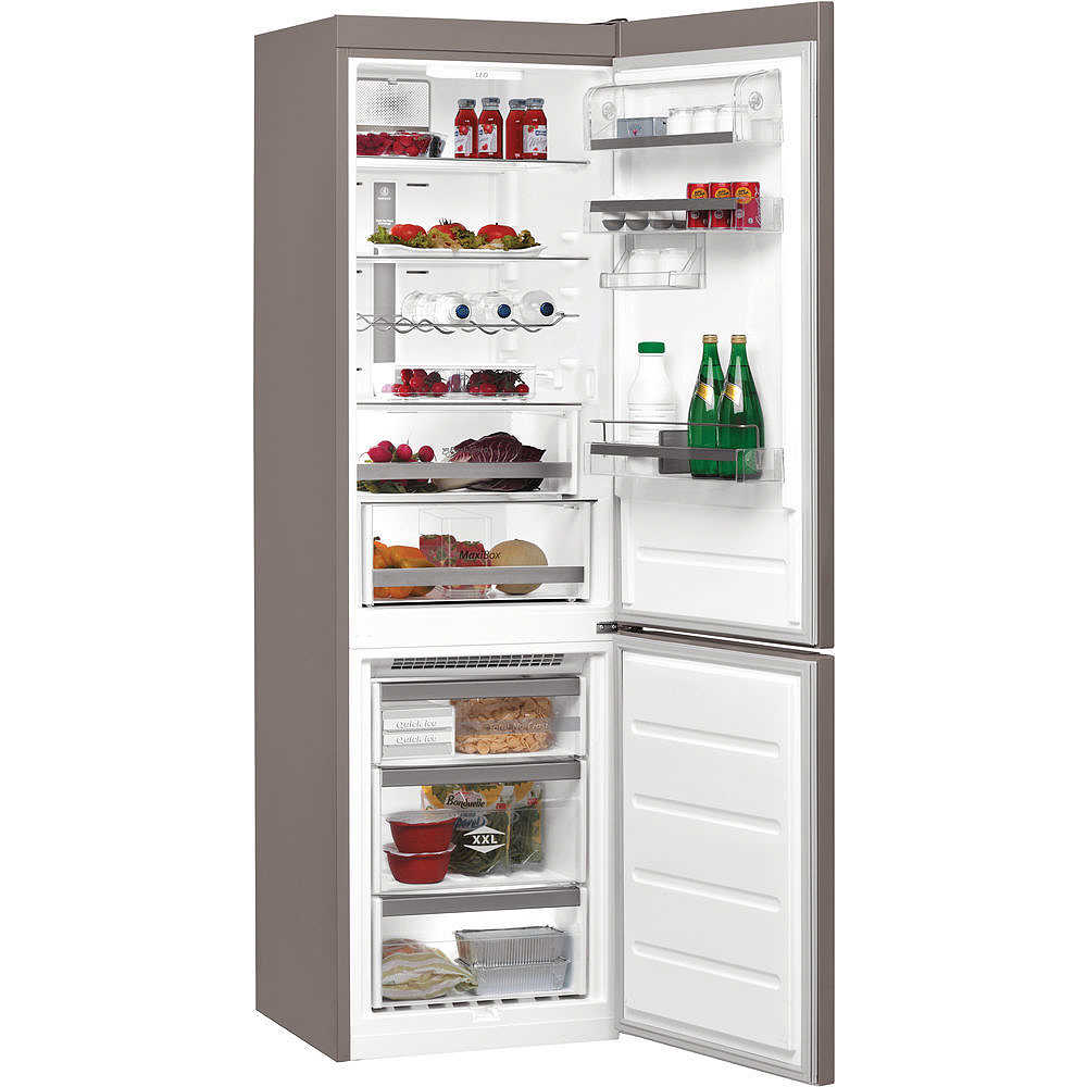 BSNF 8772 OX.1 Whirlpool frigorifero combinato classe A++ 316 ...