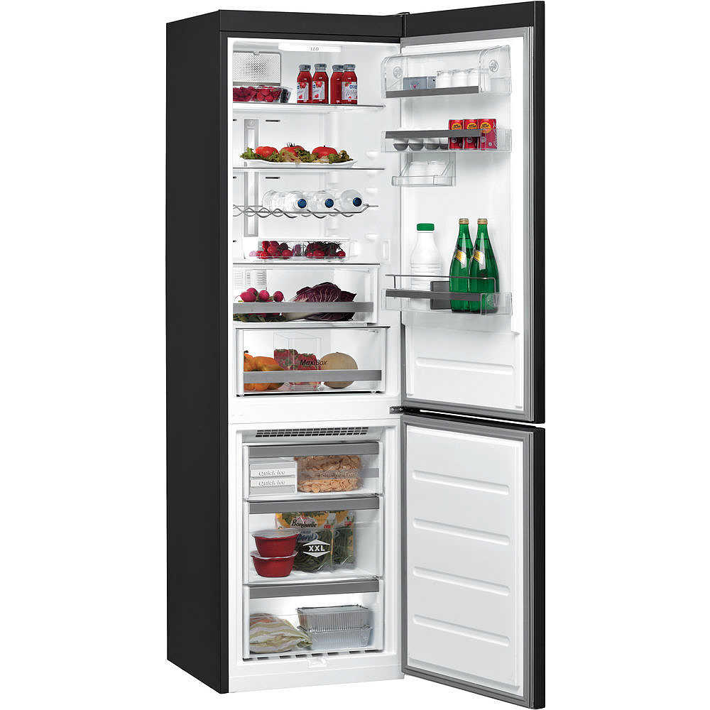 BSNF 8999 PB Whirlpool frigorifero combinato 296 litri classe A+++ ...