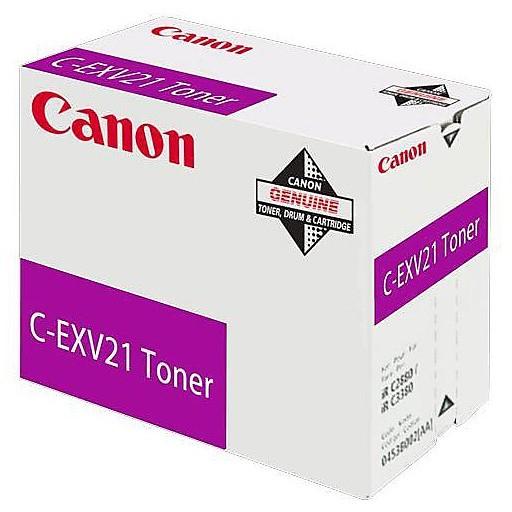 c-exv21 toner magenta irc2880/3380