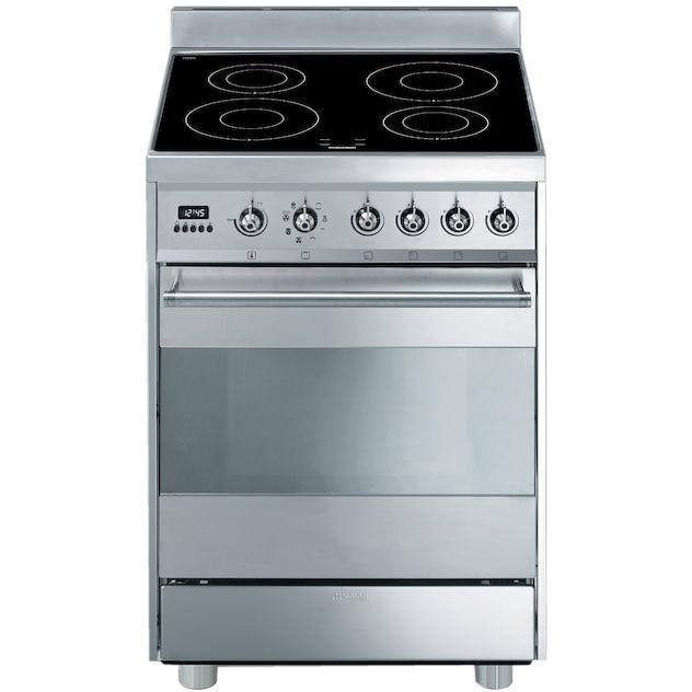 C6IMXI8-2 Smeg cucina 60x60 4 zone cottura a induzione forno ...