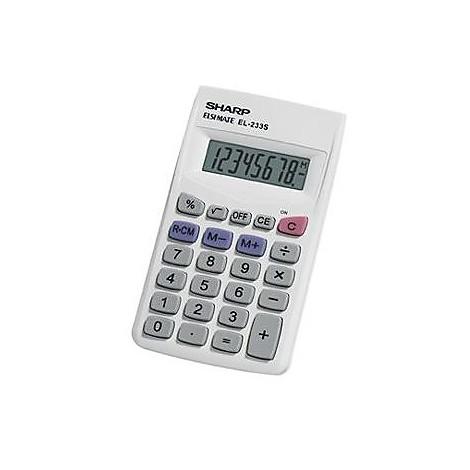 Calcolatrice el 233 sb