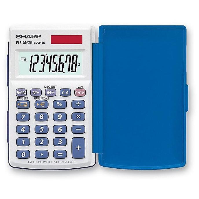 Calcolatrice el 243 eb