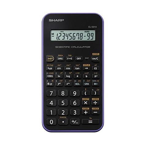Calcolatrice el 501xb-vl - viola