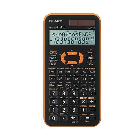 Calcolatrice el 506xb-yl - arancio