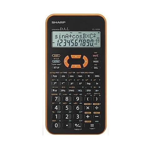 Calcolatrice el 509xb-yl arancio