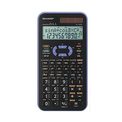 Calcolatrice el 520xb-vl viola