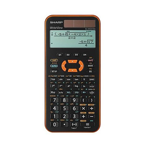 Calcolatrice elw 531xgb-yl - arancio
