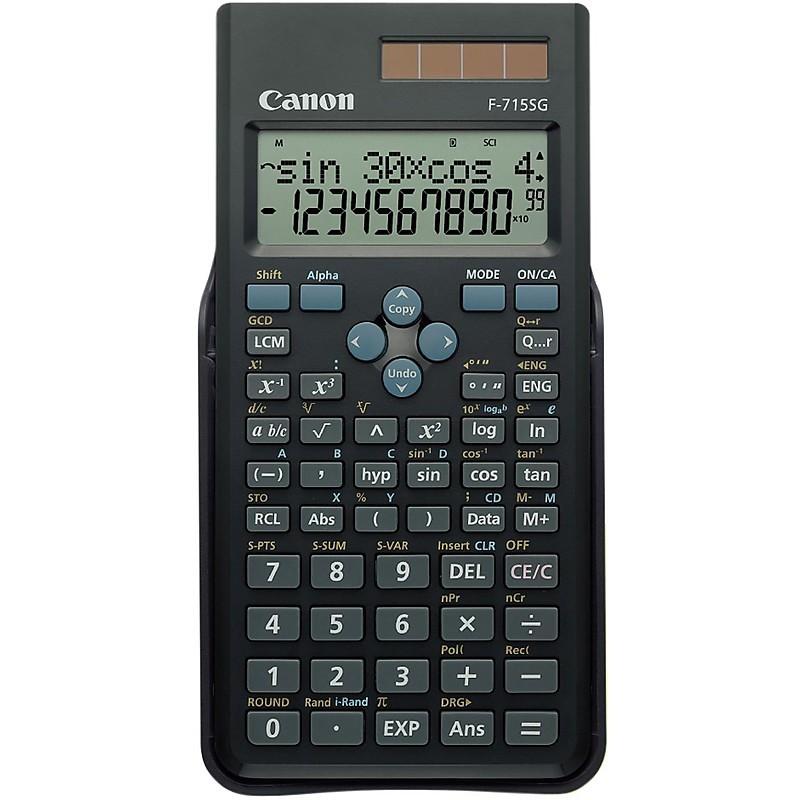 Calcolatrice f-715sg black