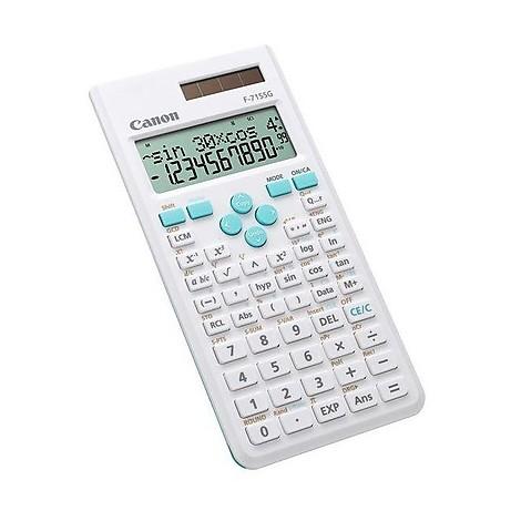 Calcolatrice f-715sg white blue