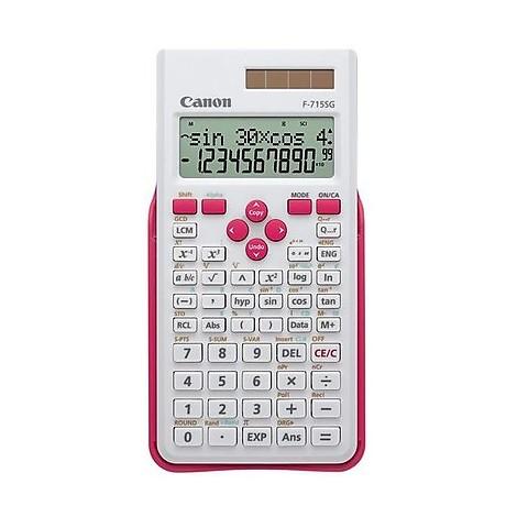 Calcolatrice f-715sg white magenta