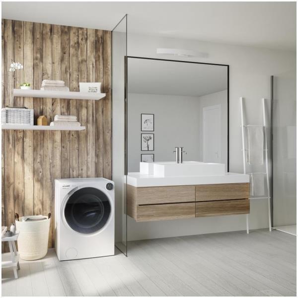 Candy BWM 149PH7/1-S lavatrice carica frontale 9 Kg 1400 giri classe A+++ colore bianco