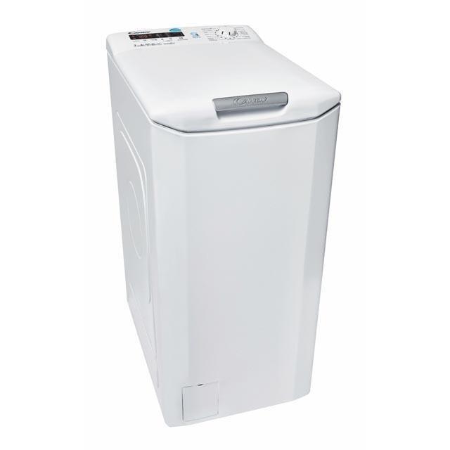 Candy CST G372D-01 Lavatrice carica dall'alto 7Kg 1200 giri/min A+++ Bianco