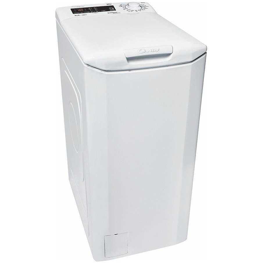 Candy cvst g382dm s lavatrice carica dall 39 alto 8 kg 1200 for Lavatrice carica dall alto 8 kg