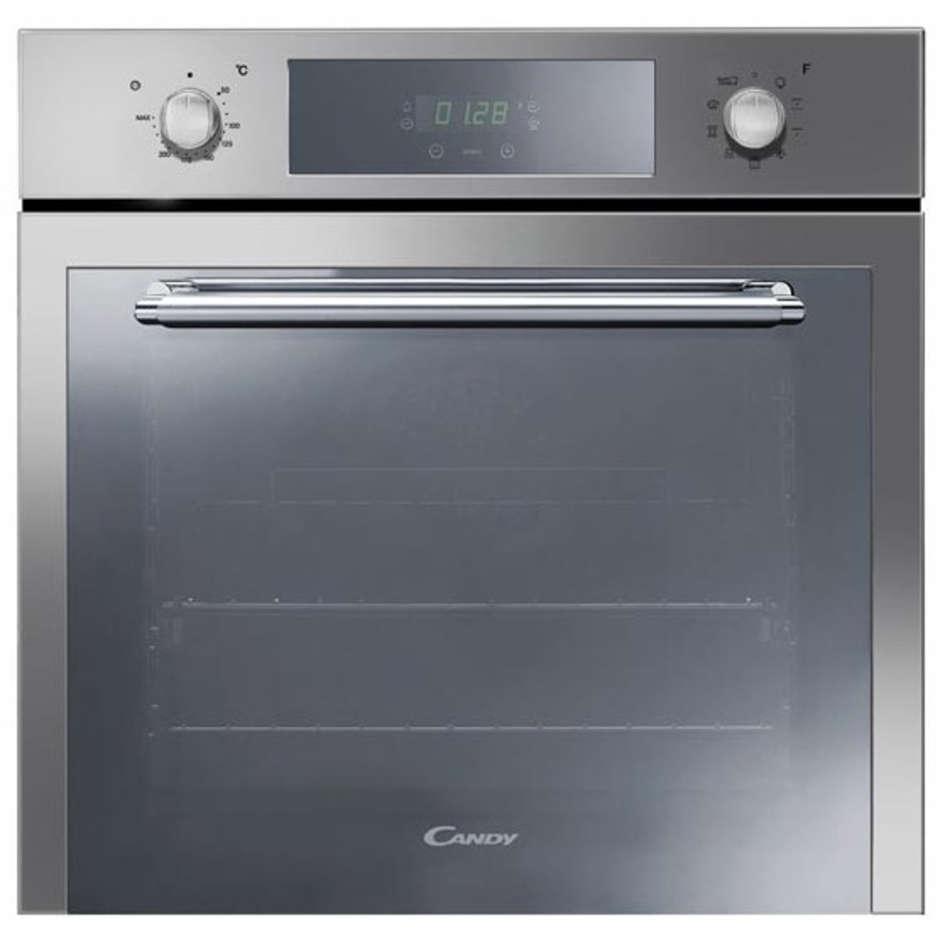 Candy fce615x forno elettrico multifunzione ventilato da - Forno da incasso elettrico ...