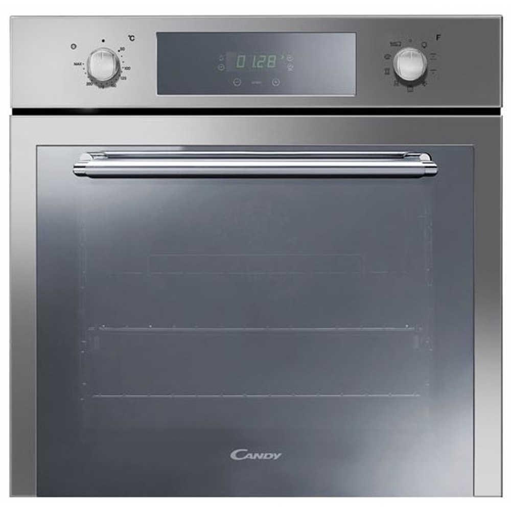 Candy fce615x forno elettrico multifunzione ventilato da incasso 69 litri classe a colore inox - Forno ventilato da incasso ...
