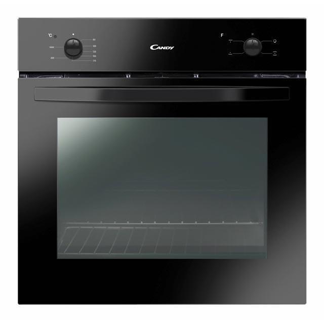 Candy fcs100n forno elettrico da incasso 71 litri classe a colore nero forni da incasso forni - Forno da incasso elettrico ...