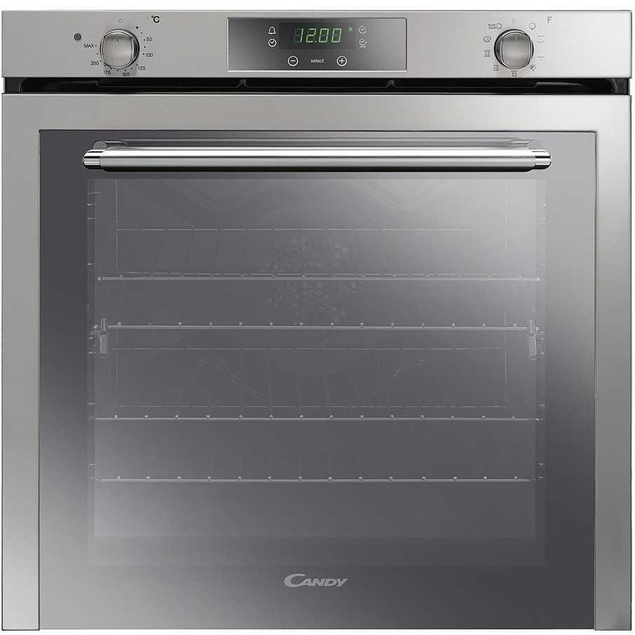 Candy fcxe625x forno elettrico multifunzione da incasso 78 litri classe a colore inox forni da - Forno da incasso elettrico ...