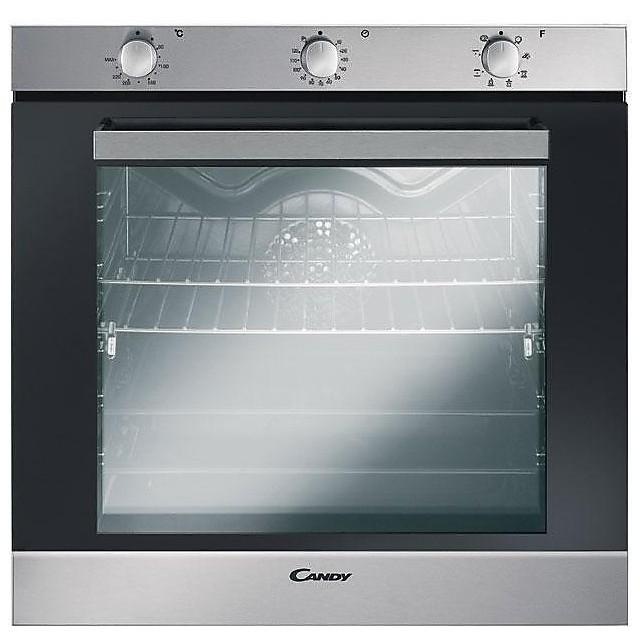 Candy fxp 623 x forno elettrico multifunzione ventilato da incasso 78 litri classe a colore inox - Forno ventilato da incasso ...