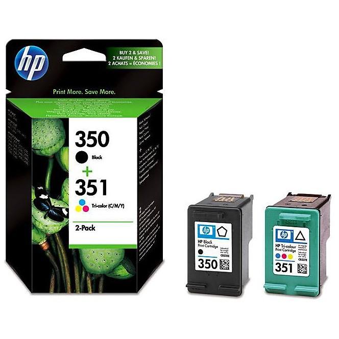 cartucce di stampa hp 350/351 blist