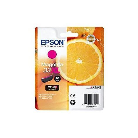 cartuccia ciano  33xl arancia