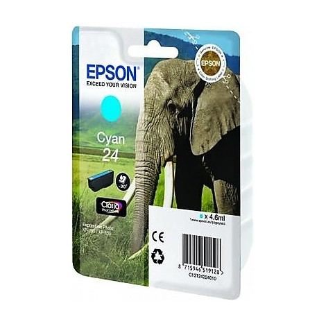 cartuccia ciano serie 24 elefante