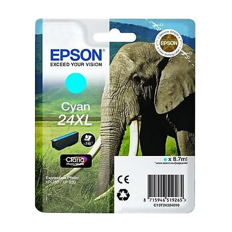 cartuccia ciano serie24xl elefante