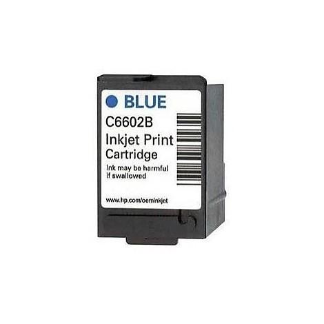 cartuccia generica inkjet hp  blu