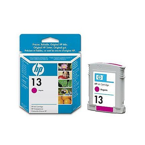 cartuccia ink hp n13 color magenta