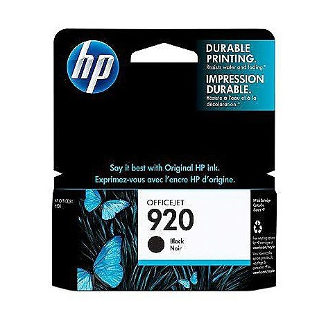 cartuccia ink hp officejet 920 nero