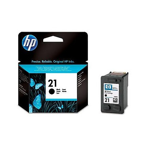 cartuccia ink n 21 nera  blister