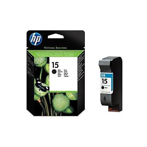 cartuccia ink nero hp n.15 (25ml)