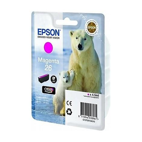 cartuccia magenta orso polare
