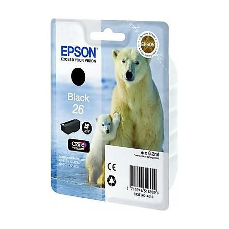 cartuccia nera orso polare