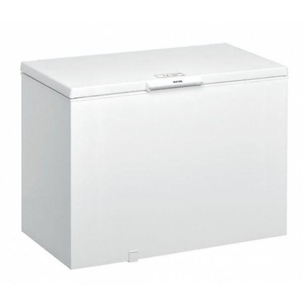 cei-310 ignis congelatore orizzontale classe a+ 310 lt