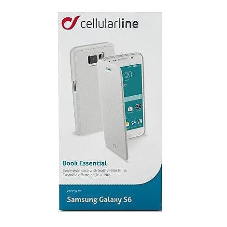 cellular line custodia book essential galaxy s6