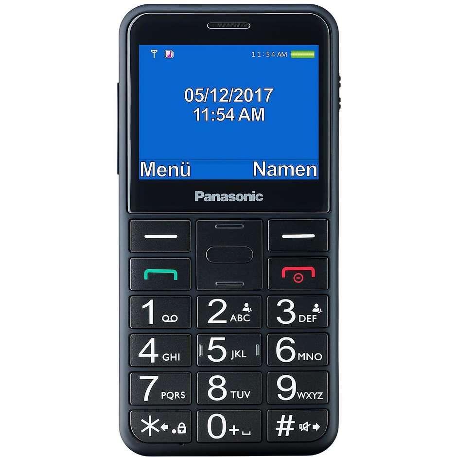 cellulare senior kx-tu150 nero