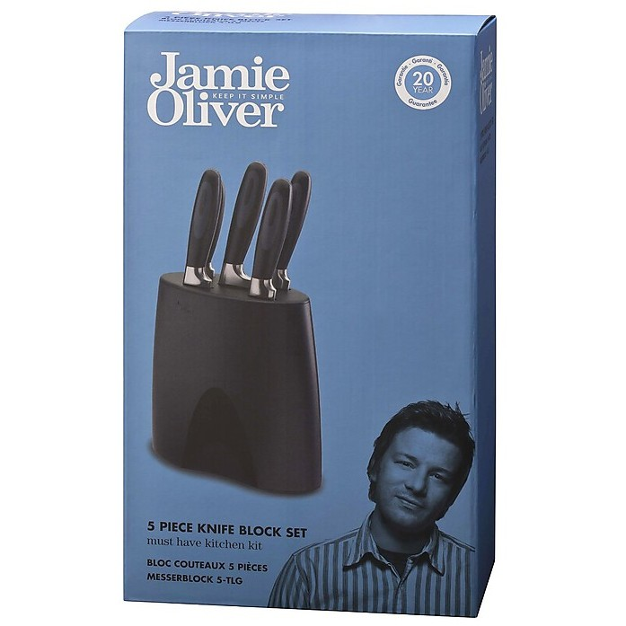 ceppo 5 coltelli jamie oliver