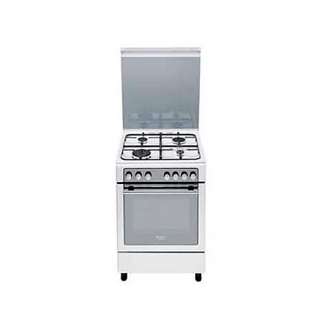 cg-65sg1w hotpoint ariston cucina 4 fuochi a gas - cucine 4 fuochi ... - Cucina Ariston 4 Fuochi