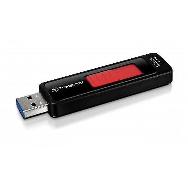 Chiavetta USB 128gb jetflash 760 (red)