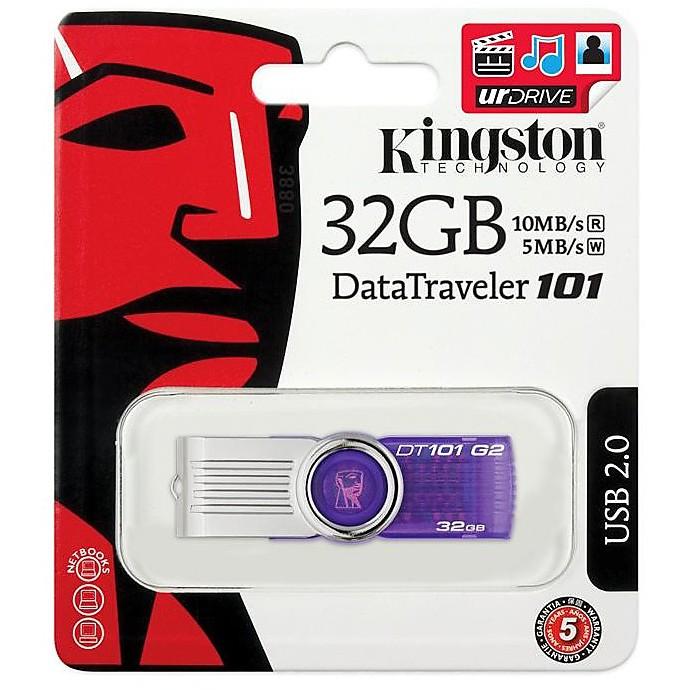 Chiavetta USB 32gb datatraveler 101 gen 2