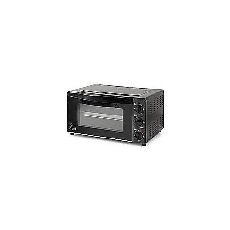 cl-202 trevi forno elettrico cucinamor 18 Nero