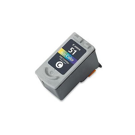 cl-51 bj cartridge ip2200 colore