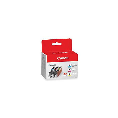 cli-8 pack da 3 serbatoi c/m/y